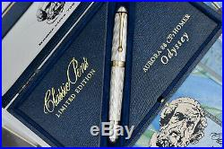 AURORA 88 CP3 CLASSIC PENS Homer Odyssey Limited Edition Fountain Pen 431/500 F