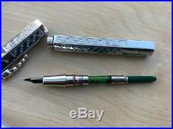 Caran d' Ache La Modernista Limited Edition Fountain Pen