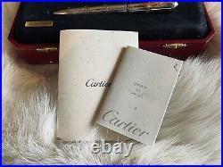 Cartier Limited Edition Santos De Cartier Ballpoint Pen #547/1904