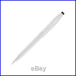 Cross HN3002WG Century II Hallmarked Sterling Silver Ballpoint Pen