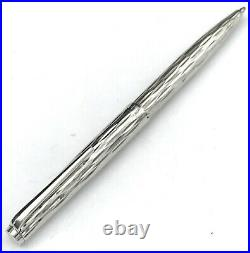 Fisher Space Pen Vintage Sterling Silver Pen Made in Germany