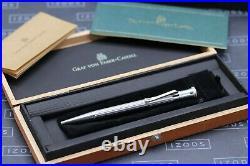 Graf von Faber Castell Sterling Silver Classic Ballpoint Pen