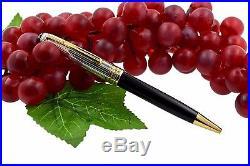 MINT Montblanc Meisterstuck 164DS Solitaire Doue Sterling Silver Ballpoint Pen