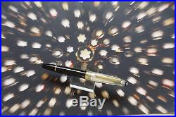 MONTBLANC 146 Legrand Solitaire Doue Sterling Silver Fountain pen F Nib