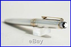 MONTBLANC MOZART Masterpiece Ballpoint Pen 925 Silver Meisterstück GERMANY