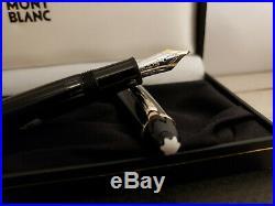 MONTBLANC Meisterstuck Platinum Series LeGrand 146 Size 14K Nib Fountain Pen