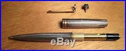 MONTBLANC Meisterstuck Sterling Silver Ballpoint Pen AG925