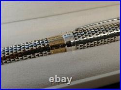 MONTBLANC POA Max Von Oppenheim Sterling Silver 925 Limited Edition Fountain Pen