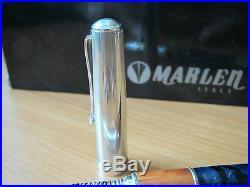 Marlen Velazquez sterling silver roller ball pen Mint