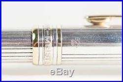 Montblanc Ballpoint Pen MASTERPIECE 925 STERLING Silver 164 Classique DESIGN