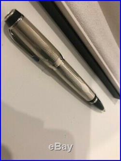 Montblanc Boheme Arabesque Azur Rollerball Pen Sterling Silver NEAR NEW RRP $357
