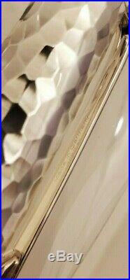 Montblanc Meisterstück Solitaire Martelé Sterling Silver Midsize Ballpoint Pen