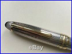 Montblanc Meisterstuck Solitaire Sterling Silver 146 Legrand