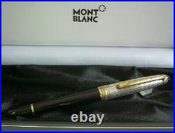 Montblanc Solitaire Doue Sterling Silver Roller Ball