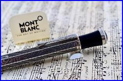 Montblanc Writers Limited Edition Sterling Silver Marcel Proust Ballpoint Pen