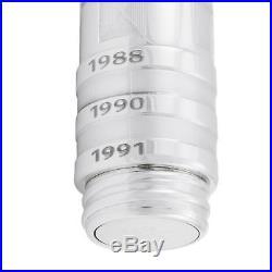 Montegrappa Ayrton Senna Limited Edition Sterling Silver Rollerball Pen $3890