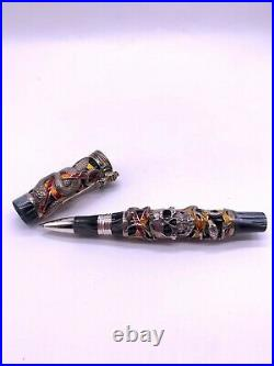 Montegrappa Chaos Cult series Sylvester Stallone Limited Edition 912 numbers