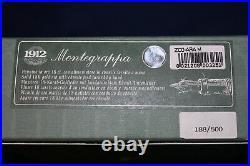 Montegrappa Cosmopolitan Arabian Fountain Pen, NIB, Limited Edition #188/500