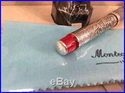 Montegrappa La Traviata Fountain Pen 18k Gold Sterling Silver Prototype