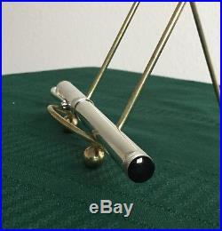 Montegrappa Reminiscence Fountain Pen, Sterling Silver, Vintage, Oblique Broad