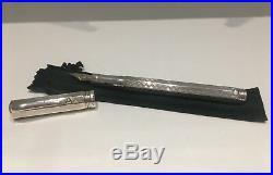 Montegrappa Reminiscence Sterling Silver fountain pen