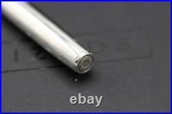 Montegrappa Series 300 Sterling Silver 1055VI Fountain Pen