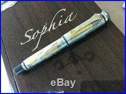 Montegrappa Sophia Fountain Pen, Nib M
