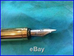 Montegrappa Sterling Silver Fountain Pen 1055 V1