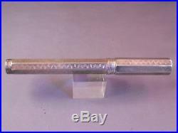 Montegrappa Sterling Silver Roller ball pen