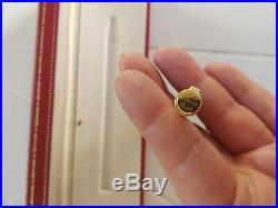 Must de Cartier Paris Gold-Tone Pen