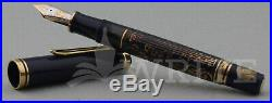 New! Fountain Pen Pelikan Limited Edition Concerto 626/4000 F Complete