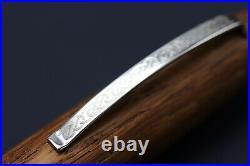 Omas Ardberg Sterling Silver Oak Limited Edition Rollerball Pen