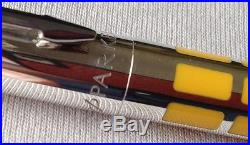 Parker 50th Premier Edition Safforn Yellow Sterling Silver Ballpoint New I Bx