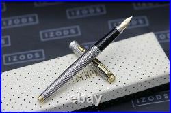 Parker 75 Cisele Sterling Silver Fountain Pen