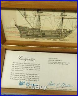 Parker 75 SPANISH TREASURE 1715 Fleet Fountain Pen
