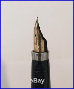 Parker 75 Sterling Silver Fountain Pen