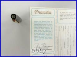 Parker Fountain Pen Vintage 75 Spanish Treasure Sterling Made in U. S. A Nib 14K