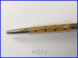 Parker Jotter Saffron 50th Anniversary Sterling Silver Ballpoint Pen