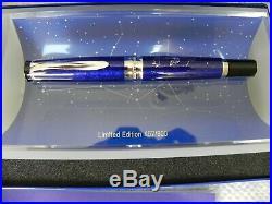 Pelikan Hercules Limited Edition 2004 Fountain Pen. Nib 18k F. New
