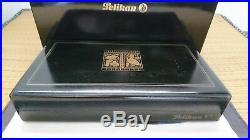 Pelikan M700 Black Toledo Fountain Pen Pre-unification Edition (18C Gold B nib)