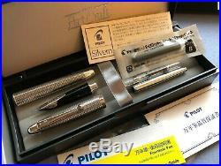 Pilot, Sterling Collection, Fountain Pen, Silvern, Koushi 18K M Nib