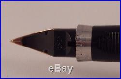 RARE 1965 Parker 75 Sterling Silver Spanish Treasure Fleet Fountain Pen 1715