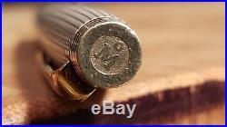 Rare PARKER 75 1715 Spanish Treasure Fleet Sterling Silver Fountain pen