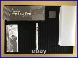 Retro 51 Sterling Agenda Pen. 925 Sterling Silver Pen By Retro 1951 Original Box