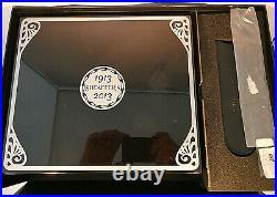 SHAEFFER 1913-2013 Centennial SOLID Sterling Silver Ltd Ed BNIB Full Set 249/516