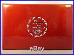 SHAEFFER 1913-2013 Legacy Heritage Sterling Silver Ltd Ed BNIB Full Set 660/1913
