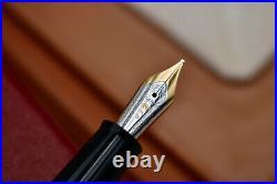 STIPULA Il Dono 925 Sterling Silver Limited Edition Fountain Pen #434/988 B Nib