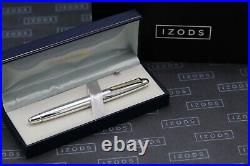 Sailor 1911 Large Sterling Silver Fountain Pen Zoom Nib