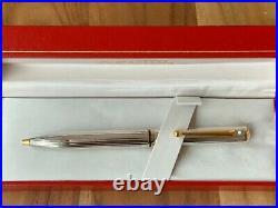 Sheaffer Connaisseur 823 Sterling Silver Ball Pen USA