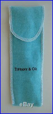 Tiffany & Co ATLAS STERLING SILVER PEN VINTAGE Ball point RARE
